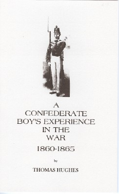 Image for A Confederate Boy's Experience in the War:  1860-1865