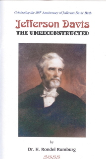 Image for Jefferson Davis:  The Unreconstructed