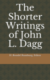 Image for The Shorter Writings of John L. Dagg